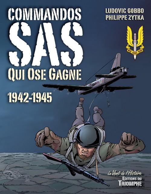 Commandos SAS en Bretagne (bande dessinée).