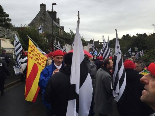 Réunification : Bretagne Réunie mobilise peu à Morlaix