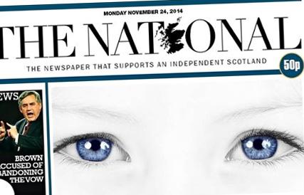 <i>The National</i>, quotidien indépendantiste écossais