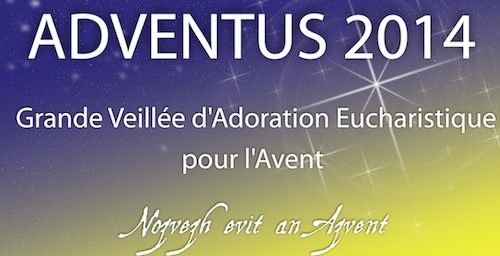 Lorient. Une veillée d'adoration, le 13 décembre à l'église St-Louis