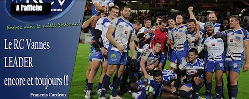 RC Vannes. La Bretagne,  bientôt terre de rugby professionnel ? [interview]