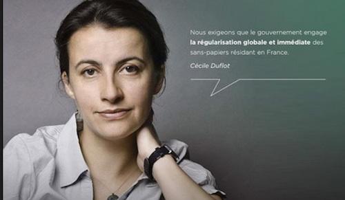 Remigration. Une campagne choc contre l'immigration