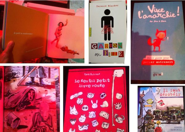 Lorient salon du livre jeunesse propagande et for Salon jeunesse