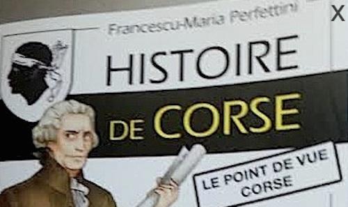 Histoire de Corse – le point de vue corse, de Francescu-Maria Perfettini