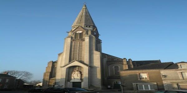 Patrimoine : l'église de Bouvron rouvre au public en janvier
