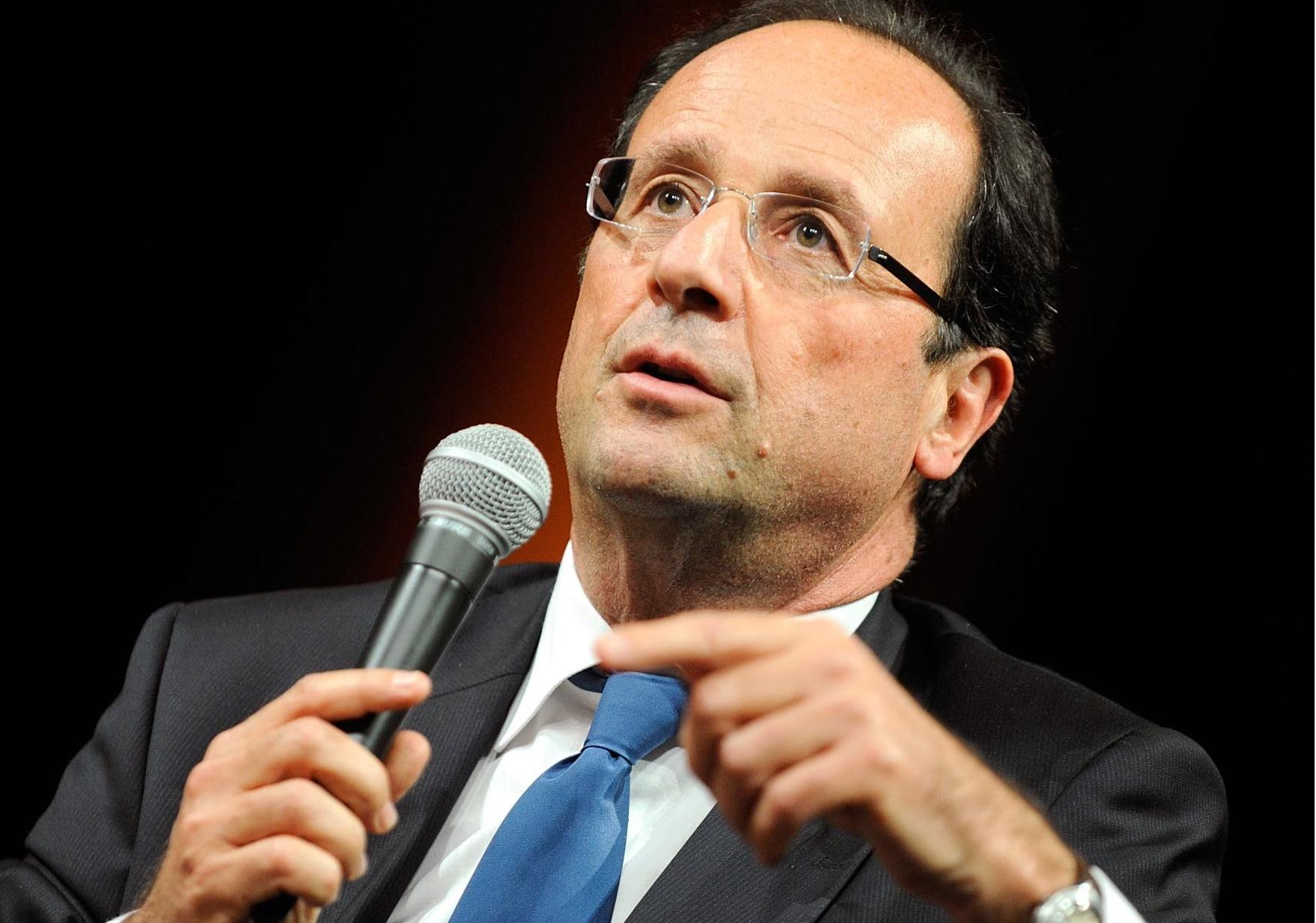La sémantique circulaire de François Hollande repousse NDDL à 2017. Au mieux.