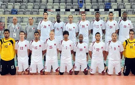 Handball l 39 quipe du qatar symbole des d rives du sport international edito - Qatar coupe du monde handball ...