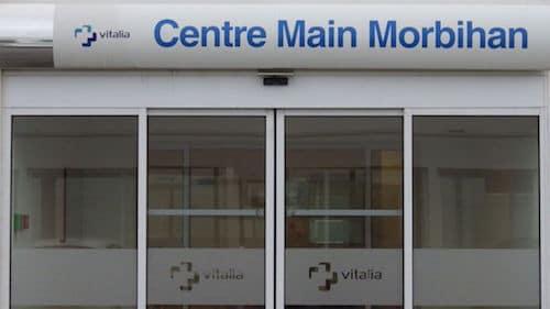 Le Centre Main Morbihan certifié « SOS Mains »