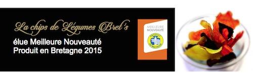 Produit en Bretagne. Les chips de légumes Bret's primées (+ réaction d'Alain Glon)