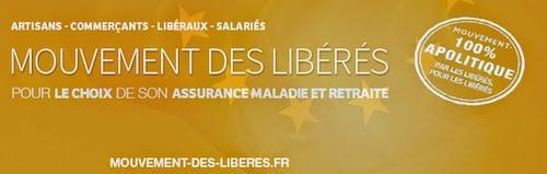 Le Mouvement des libérés de la Sécu en réunion à Plougastel, Rennes et Nantes prochainement.