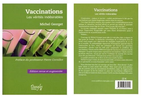 Vaccinations, les vérités indésirables. Par Michel Georget