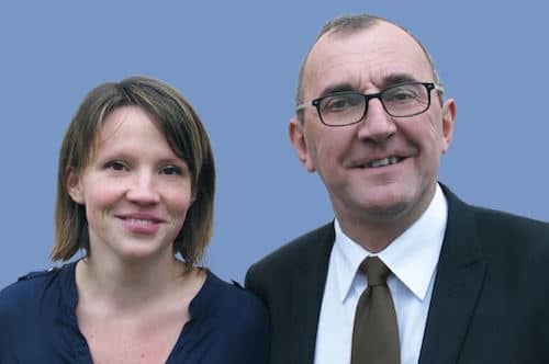 Fougères. Gilles Pennelle et Marianne Looten représenteront le Front National