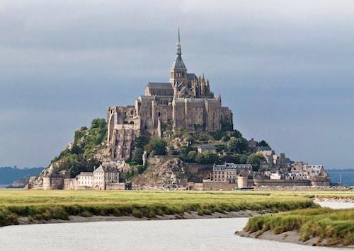 Mont Saint Michel. L'Orchestre régional de Basse-Normandie en concerto.
