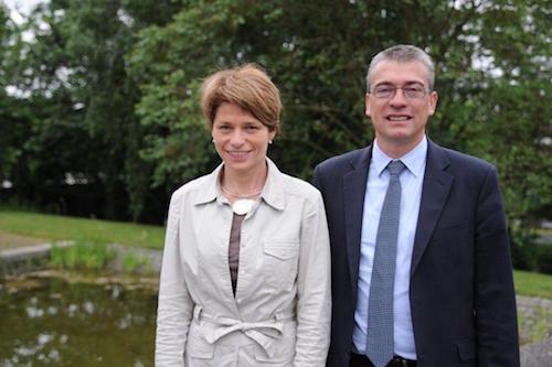 Vitré. Isabelle Le Callennec et Thierry Travers défendront l'Union de droite et du centre