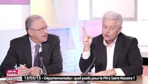 Saint-Nazaire. « Nos chances de l'emporter contre Philippe Grosvalet sont réelles » Jean-Claude Blanchard.