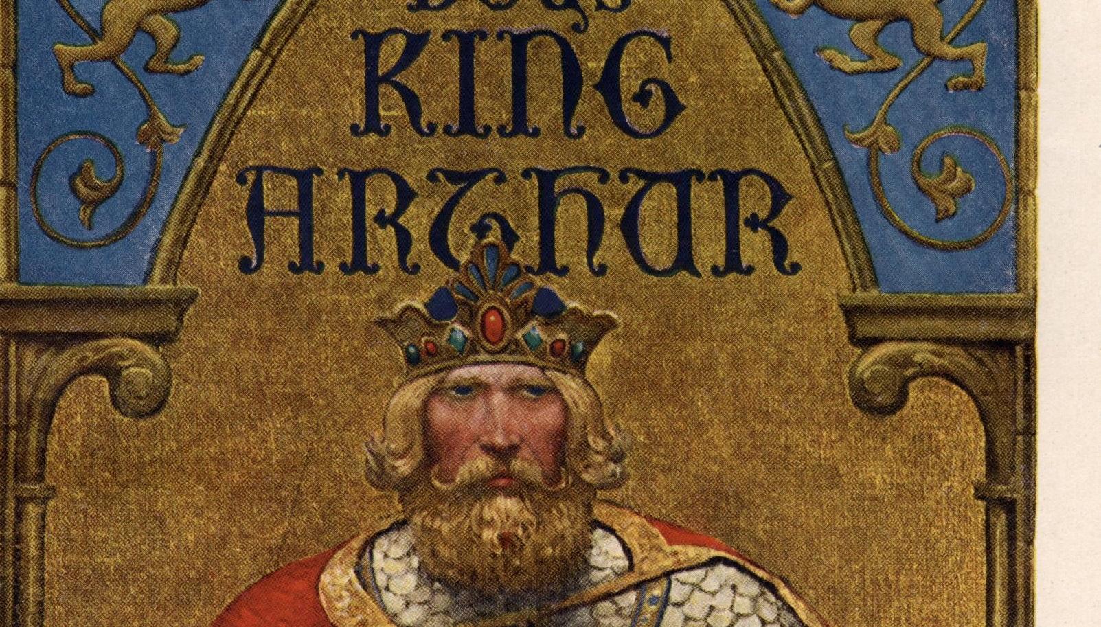 Le roi Arthur est-il né à Glasgow ?