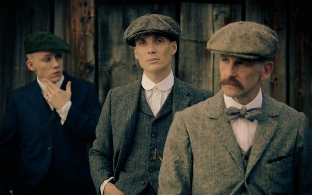 Peaky Blinders. Une excellente production européenne. [série TV]