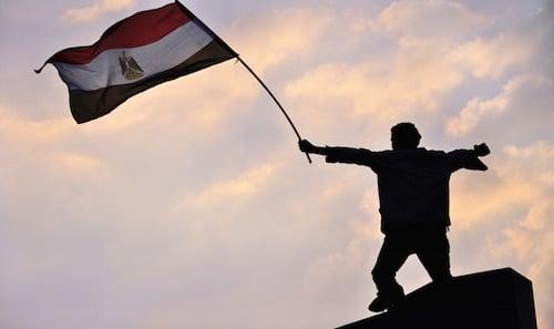 La révolution arabe : espoir ou illusion ? : 1798-2014, de Zakya Daoud