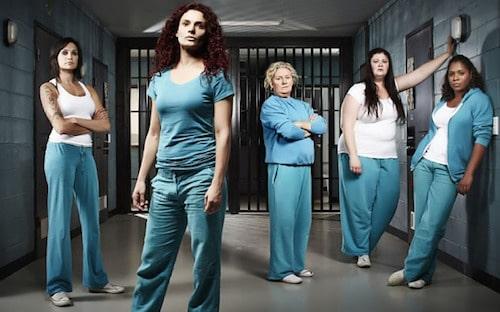Wentworth une s rie coup de poing dans une prison pour femmes australienne - Coup de foudre pour une femme ...