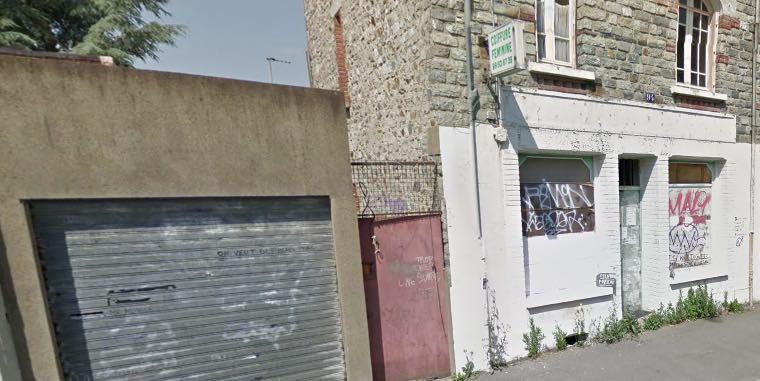 Squat à Rennes. Selon la mairie <p style=