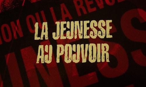 Julien Langella. « La jeunesse au pouvoir » – un livre choc ! [interview + vidéo]