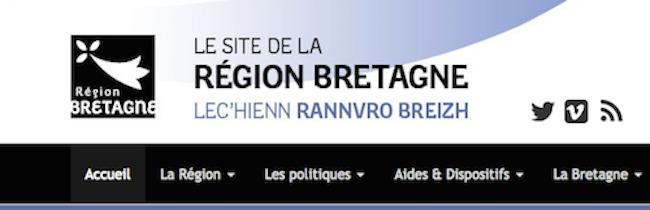 bretagne.bzh, la nouvelle adresse de la Région Bretagne.