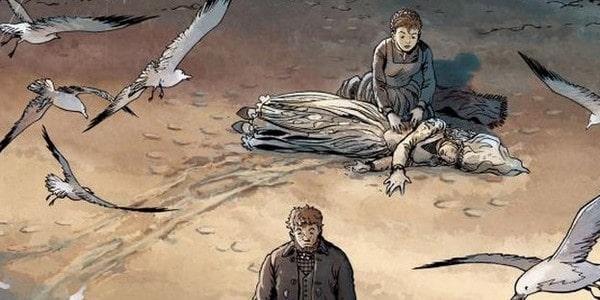 <em>Entre Terre et Mer</em>, la vie des Terre-Neuvas de Saint-Malo (bande dessinée)