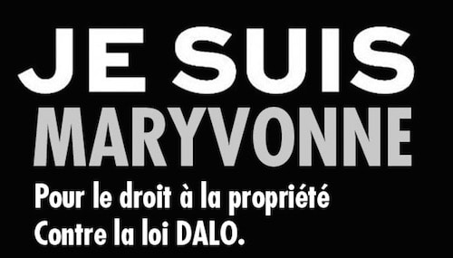 Rennes. Nouvel appel à manifester pour Maryvonne Thamin. Isabelle Le Callennec (UMP) dénonce la situation
