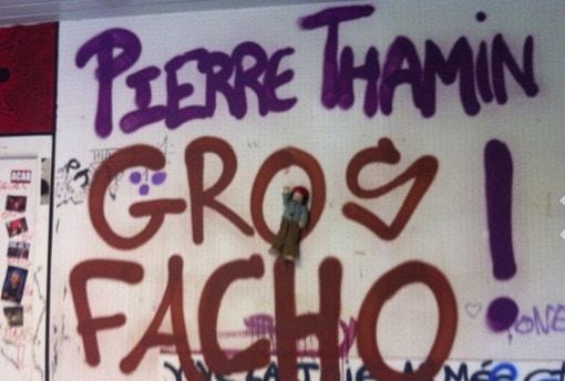 Rennes. La maison de Maryvonne Thamin saccagée par l'extrême gauche – des clandestins relogés dedans