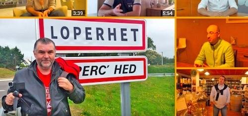«Libérés de la sécurité sociale». Le Breton Jean-Michel Le Bot se lance dans un Tour de France