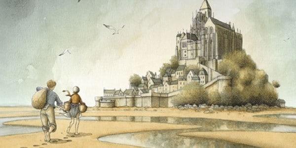 Meurtre au Mont-Saint-Michel (bande dessinée)