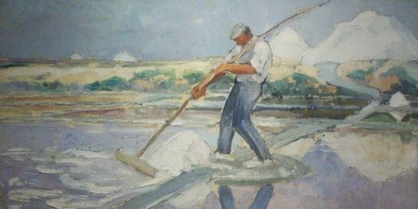 René-Yves Creston, un artiste breton entre tradition et modernité