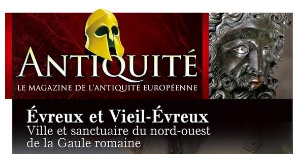 Un nouveau magazine consacré à l'Antiquité Européenne