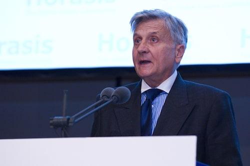 Saint-Malo. Jean-Claude Trichet : un Breton dans l'économie européenne
