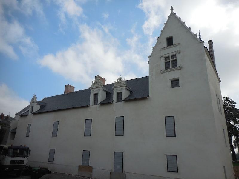 Château d'Ancenis : restauration ou saccage ?