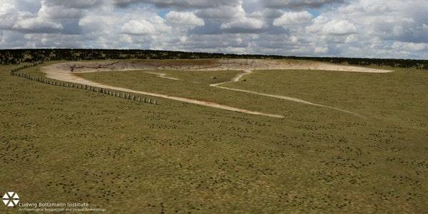 Méga découverte archéologique près de Stonehenge