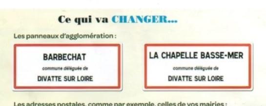 La Chapelle Basse Mer (44). Une commune se bat pour ne pas voir sa mémoire effacée