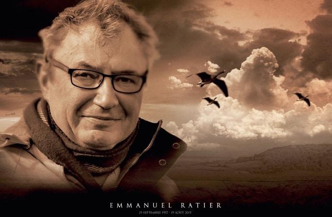 Paris. Hommage à Emmanuel Ratier le samedi 19 septembre