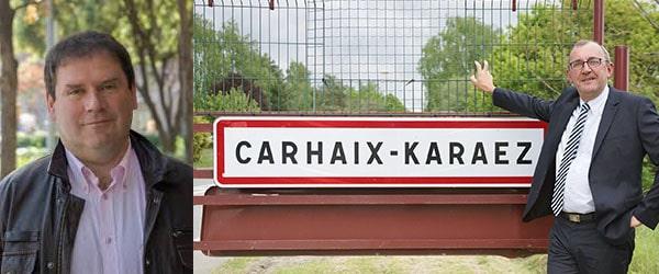 RMC – Bourdin. Troadec contre un référendum sur l'immigration à Carhaix