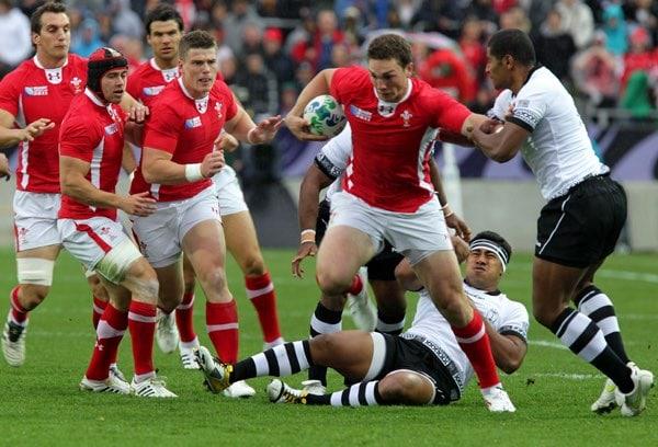 Coupe du monde de rugby. Carton plein pour les nations celtes