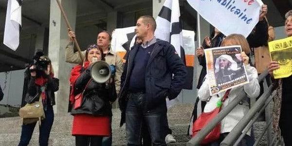 Brest. 200 manifestants réunis  pour exiger la fermeture de la mosquée salafiste