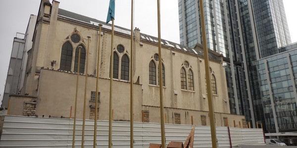 Paris. Forte mobilisation pour sauver l'église Sainte Rita de la démolition