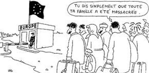 Demandeurs d'asile : budget en hausse, allocations en baisse