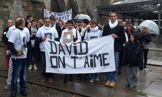 Saint-Brieuc. Karim Chouya, l'assassin présumé de David Le Breton était sous bracelet électronique