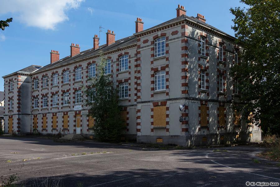 Nantes d couvrez l 39 int rieur de l 39 ancienne caserne mellinet for 11 rue de la maison blanche nantes