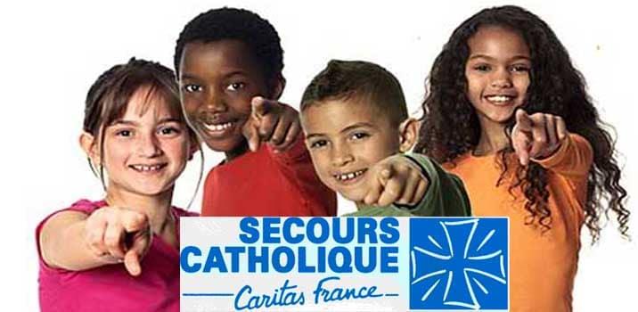 Le Secours catholique, la pauvreté en Bretagne et ….les migrants
