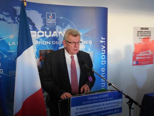 Christian Eckert : les Bretons ont fait « une belle connerie ! » en refusant l'écotaxe
