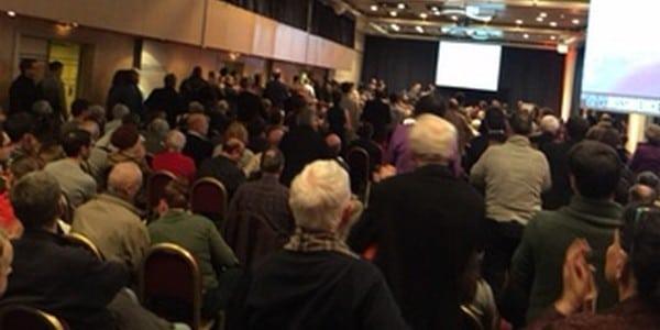 Paris. Forum de la dissidence :  « Il y a ceux qui pleurnichent et ceux qui se mobilisent »