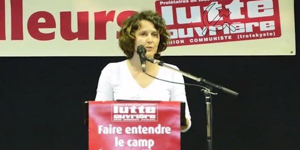 Valérie Hamon (LO) « Mon problème, ce n'est pas la France, c'est l'intérêt des travailleurs. » [Interview]