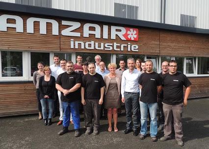 Brest. AMZAIR Industrie devient membre de « Produit en Bretagne»